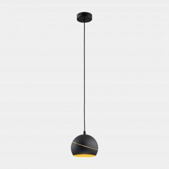 TK LIGHTING 2080 | Yoda-TK Tk Lighting visilice svjetiljka 1x E27 crno