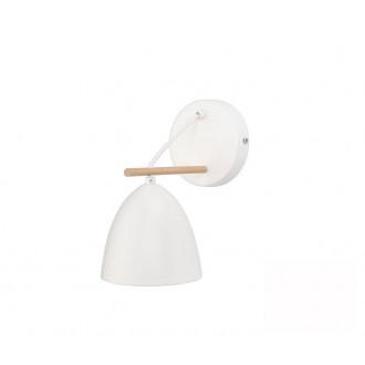 TK LIGHTING 2384 | Aida-TK Tk Lighting zidna svjetiljka 1x E27 bijelo