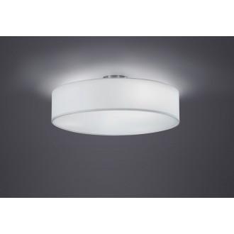 TRIO 603900301   Hotel-TR Trio stropne svjetiljke svjetiljka 3x E27 poniklano mat, bijelo