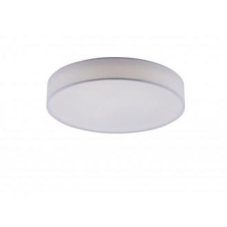 TRIO 651914001 | Diamo Trio stropne svjetiljke svjetiljka daljinski upravljač jačina svjetlosti se može podešavati, promjenjive boje 1x LED 3400lm 3000 <-> 5000K bijelo