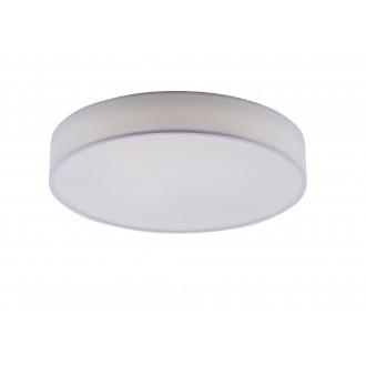 TRIO 651915501 | Diamo Trio stropne svjetiljke svjetiljka daljinski upravljač jačina svjetlosti se može podešavati, promjenjive boje 1x LED 4200lm 3000 <-> 5000K bijelo