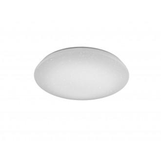 TRIO 656010100 | Charly Trio stropne svjetiljke svjetiljka daljinski upravljač jačina svjetlosti se može podešavati, promjenjive boje 1x LED 2550lm 3000 <-> 5000K bijelo
