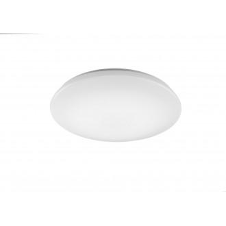 TRIO 656010101 | Charly Trio stropne svjetiljke svjetiljka daljinski upravljač jačina svjetlosti se može podešavati, promjenjive boje 1x LED 2550lm 3000 <-> 5000K bijelo