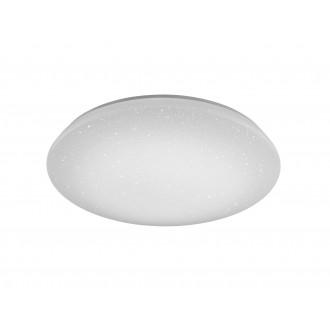 TRIO 656090100 | Nalida Trio stropne svjetiljke svjetiljka daljinski upravljač jačina svjetlosti se može podešavati, promjenjive boje 1x LED 3700lm 3000 <-> 5500K bijelo