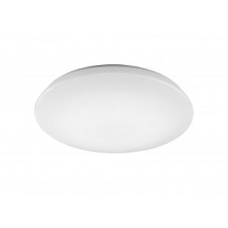 TRIO 656090101 | Nalida Trio stropne svjetiljke svjetiljka daljinski upravljač jačina svjetlosti se može podešavati, promjenjive boje 1x LED 3700lm 3000 <-> 5500K bijelo