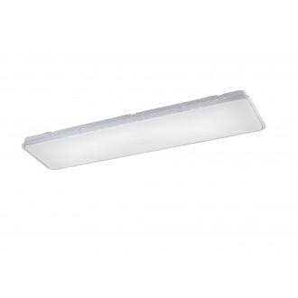 TRIO 658810101 | Imara Trio stropne svjetiljke svjetiljka daljinski upravljač jačina svjetlosti se može podešavati, promjenjive boje 1x LED 3700lm 3000 <-> 5500K bijelo