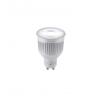 TRIO 956-88   GU10 6,5W Trio LED izvori svjetlosti WiZ 360lm 2200 <-> 6500K jačina svjetlosti se može podešavati, promjenjive boje daljinski upravljač