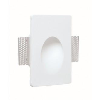 VIOKEF 4116500 | Aster-VI Viokef ugradbena svjetiljka može se bojati 1x LED 75lm 3000K bijelo