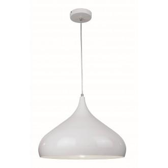 VIOKEF 4117701 | Convex Viokef visilice svjetiljka 1x E27 bijelo