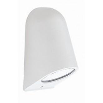 VIOKEF 4136201 | Hydra-VI Viokef zidna svjetiljka 1x GU10 IP44 bijelo