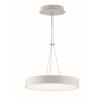 VIOKEF 4173800 | Owen-VI Viokef visilice svjetiljka 1x LED 3731lm 3000K bijelo, opal