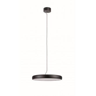 VIOKEF 4176200 | Placebo Viokef visilice svjetiljka 1x LED 2500lm 3000K crno, bijelo