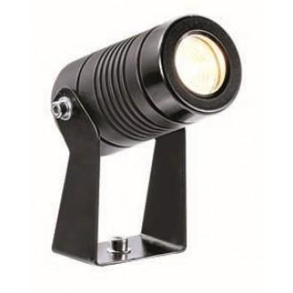 VIOKEF 4187500 | Atlas Viokef reflektor, ubodne svjetiljke svjetiljka elementi koji se mogu okretati 1x LED 270lm 3200K IP65 tamno siva