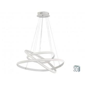 VIOKEF 4202500 | Cozi Viokef visilice svjetiljka 1x LED 3600lm 3000K bijelo