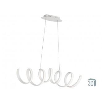VIOKEF 4202600 | Cozi Viokef visilice svjetiljka 1x LED 3060lm 3000K bijelo