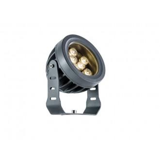 VIOKEF 4205100 | Ermis Viokef reflektor, ubodne svjetiljke svjetiljka elementi koji se mogu okretati 9x LED 990lm 3000K IP66 tamno siva