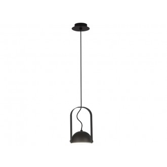 VIOKEF 4205601 | Hemi Viokef visilice svjetiljka 1x LED 540lm 3000K crno