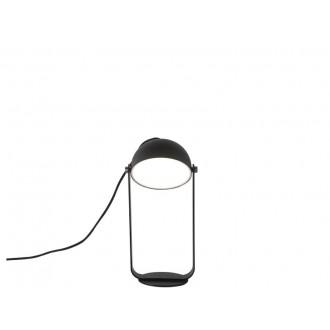 VIOKEF 4205701 | Hemi Viokef stolna svjetiljka 24cm 1x LED 540lm 3000K crno
