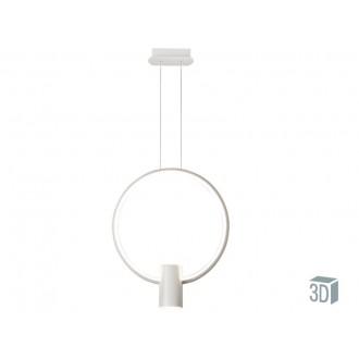 VIOKEF 4205900 | Sindy Viokef visilice svjetiljka 1x LED 1980lm + 1x LED 540lm 3000K bijelo