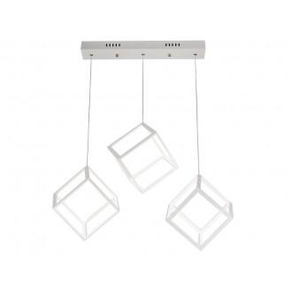 VIOKEF 4206700 | Ice-Cube-VI Viokef visilice svjetiljka 1x LED 6912lm 3000K bijelo