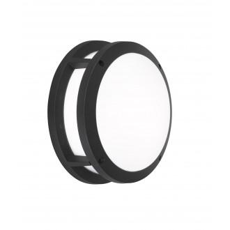 WOFI 4063.02.10.7000 | LaraW Wofi zidna svjetiljka 2x E27 IP44 crno, bijelo