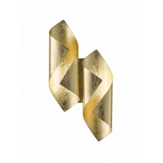 WOFI 4325.02.15.8000   Safira-WO Wofi zidna svjetiljka 2x LED 400lm 3000K zlatno