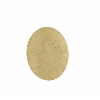 WOFI 4330.01.15.8400   Angers Wofi zidna svjetiljka 1x LED 1600lm 3000K zlatno