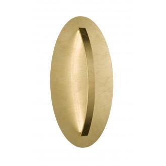 WOFI 9072.01.15.7000 | Vega-Elis-Gracia Wofi zidna, stropne svjetiljke svjetiljka 1x LED 1100lm 3000K zlatno
