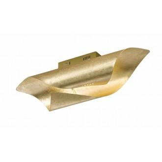 WOFI 9325.01.15.8000 | Safira-WO Wofi zidna, stropne svjetiljke svjetiljka 1x LED 1750lm 3000K zlatno