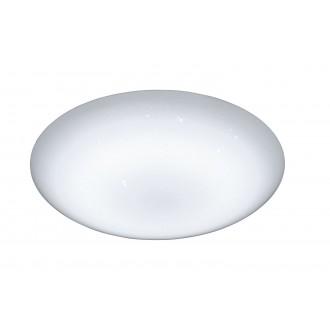 WOFI 9545.01.06.0044   Ceres Wofi stropne svjetiljke svjetiljka daljinski upravljač jačina svjetlosti se može podešavati, sa podešavanjem temperature boje 1x LED 3000lm 2800 <-> 5700K IP23 bijelo