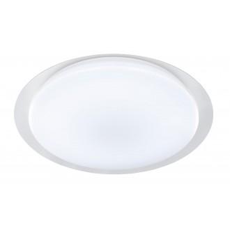 WOFI 9662.01.06.0680   JadenW Wofi stropne svjetiljke svjetiljka daljinski upravljač jačina svjetlosti se može podešavati, sa podešavanjem temperature boje 1x LED 4000lm 2800 <-> 6000K bijelo, prozirno
