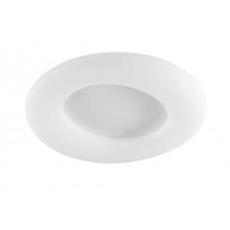 WOFI 9935.01.06.8750 | County-WO Wofi stropne svjetiljke svjetiljka daljinski upravljač jačina svjetlosti se može podešavati, sa podešavanjem temperature boje 1x LED 7100lm 3000 <-> 6800K bijelo