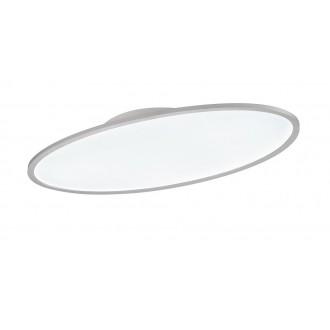 WOFI 9970.01.06.8100 | Valley Wofi stropne svjetiljke svjetiljka daljinski upravljač jačina svjetlosti se može podešavati, sa podešavanjem temperature boje 1x LED 3450lm 3000 <-> 6800K bijelo